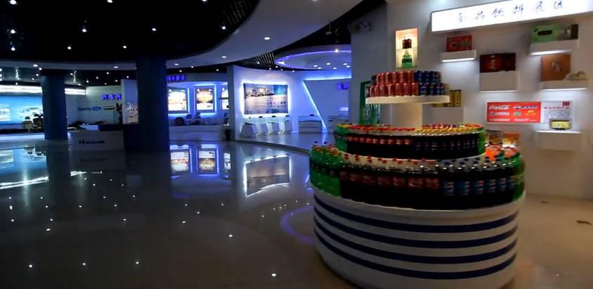 南昌小蓝开发区数字展厅
