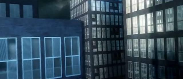 长发地产建筑漫游动画
