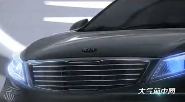 东风悦达起亚新智跑汽车广告
