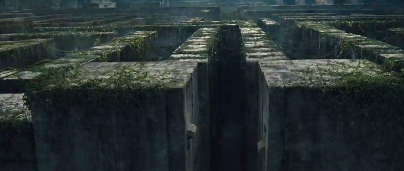 电影《移动迷宫》特效镜头制作