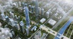 珠江新城西塔房地产动画