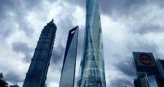 上海中心大厦建筑动画