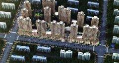 甘谷新城国际建筑漫游动