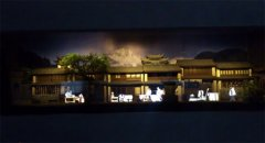 丽江博物馆之幻影成像展示