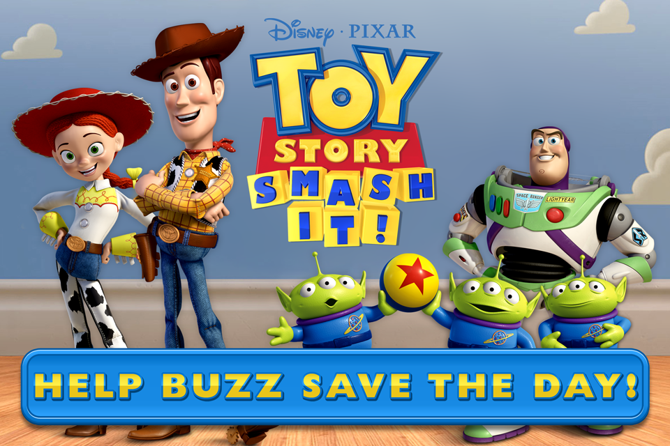 三维动画片《玩具总动员》